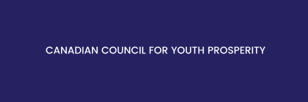 Canadian Council for Youth Prosperity Profile Banner