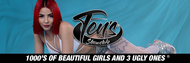 Ten's Showclub Tucson (@tenstucson) on Twitter banner 2019-09-20 07:34:19