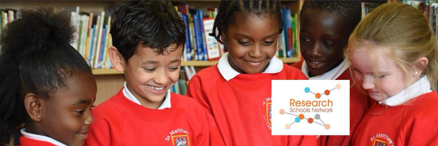 Welcome to the Twitter feed for St Matthew's Research School, serving Birmingham and the West Midlands.