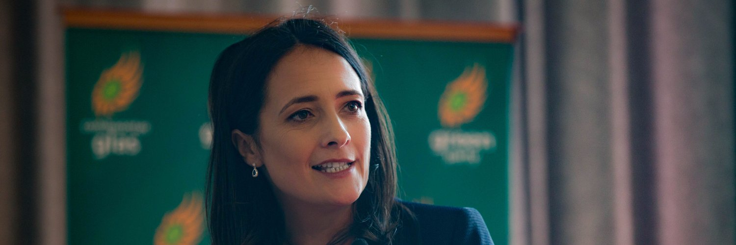 Minister for Media, Tourism, Arts, Culture, Sport and the Gaeltacht Deputy Leader of Green Party/Comhaontas Glas Green Party T.D. for Dublin Rathdown
