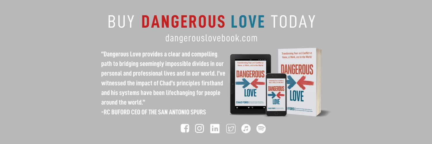 Author of the book Dangerous Love International conflict mediator, professor, writer & former ESPN analyst. Buy Dangerous Love below ↓