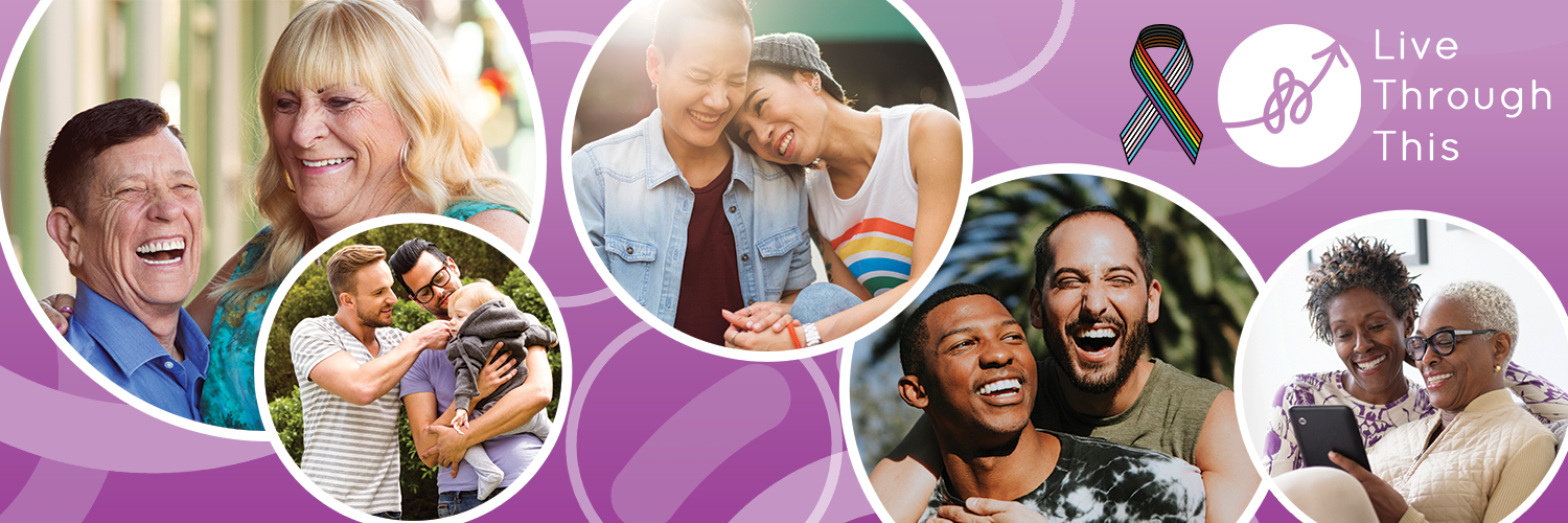 Charity supporting and advocating for LGBTIQ+ people affected by cancer.