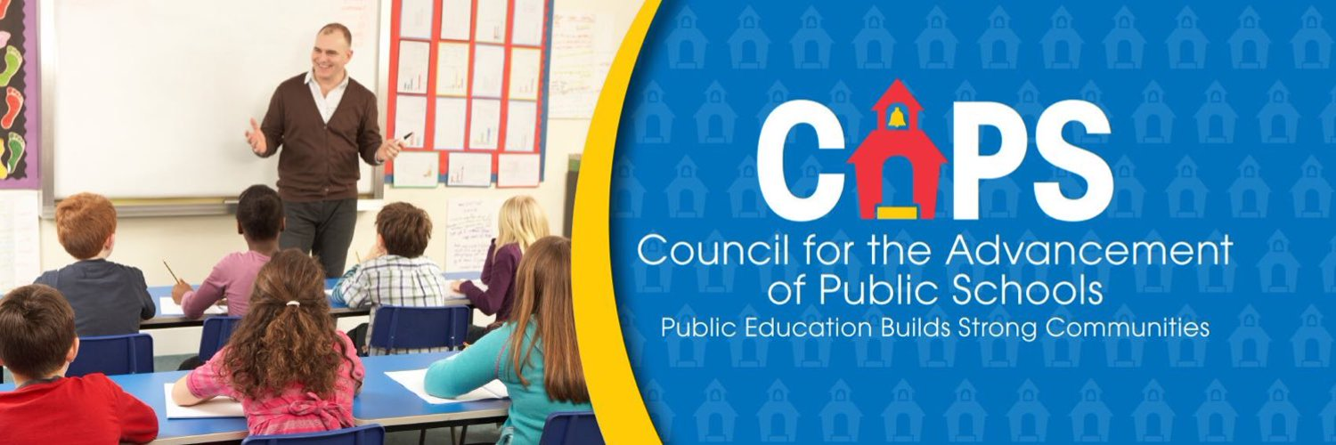 CAPS was founded in 1995 by public school educators to promote the success of our public scools in Bucks and Montgomery Counties.