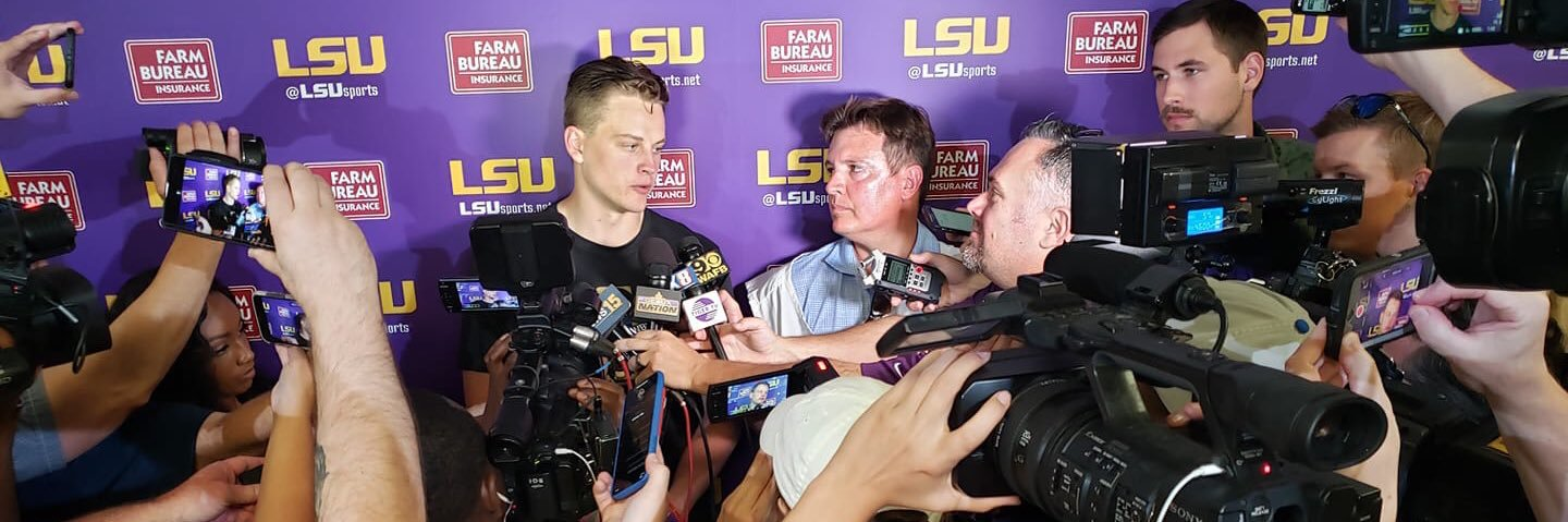 'Coach Miles hired me. For that, I'm forever grateful.' #LSU Ed Orgeron. wafb.com/2020/01/07/eye… https://t.co/rz0Oit5uFg