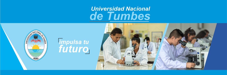 Universidad Nacional de Tumbes's official Twitter account