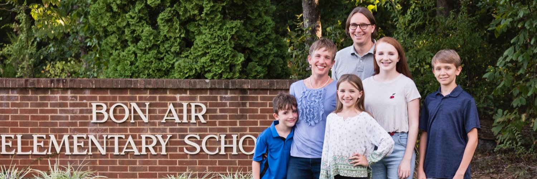 Wife, Mom of Four, Advocate, Public Servant, Chesterfield County School Board Member-Midlothian