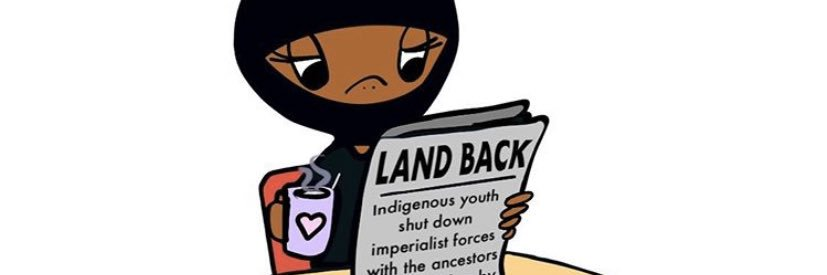 Tomorrow we will be protesting for Black liberation starting at 12pm, PSU Native American community center. Masks a… https://t.co/50gOPfr2fS