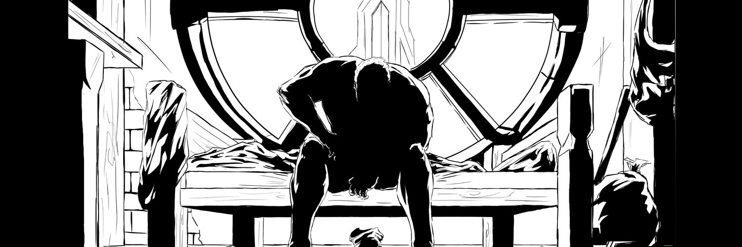 Artist, currently drawing a Indie comic book: Vestri