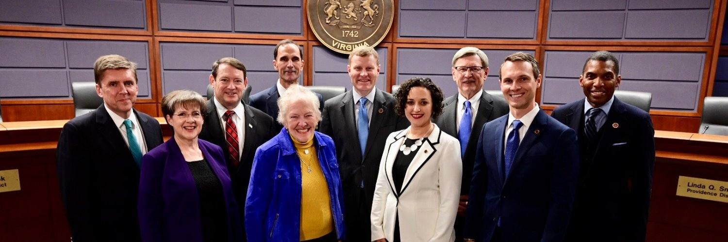 Official Page for Supervisor Walkinshaw, Fairfax County Board of Supervisors: Braddock District