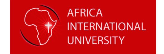 Africa International University's official Twitter account