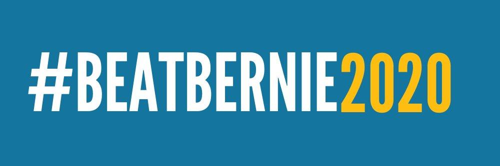 Beat Bernie 2020