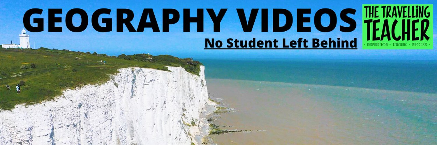 GEOGRAPHY REVISION VIDEOS - YouTube! Subscribe To The Channel Now For Free Video Resources.