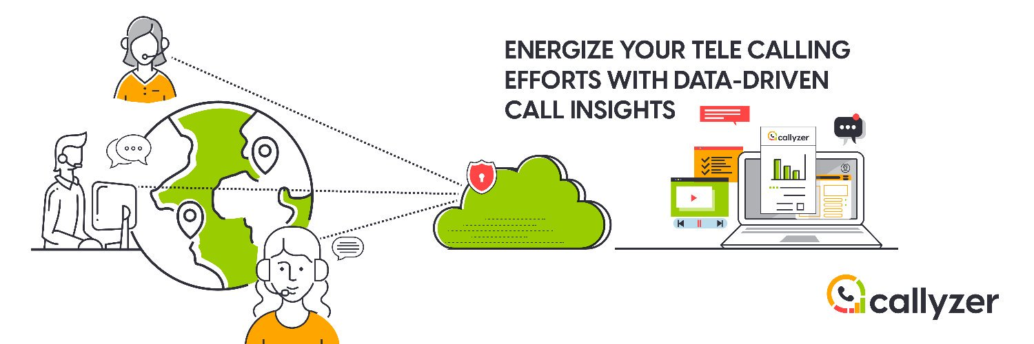 Track the #calling performance of all team members from a central dashboard with Callyzer mobile app.