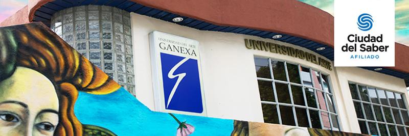 Universidad del Arte Ganexa's official Twitter account