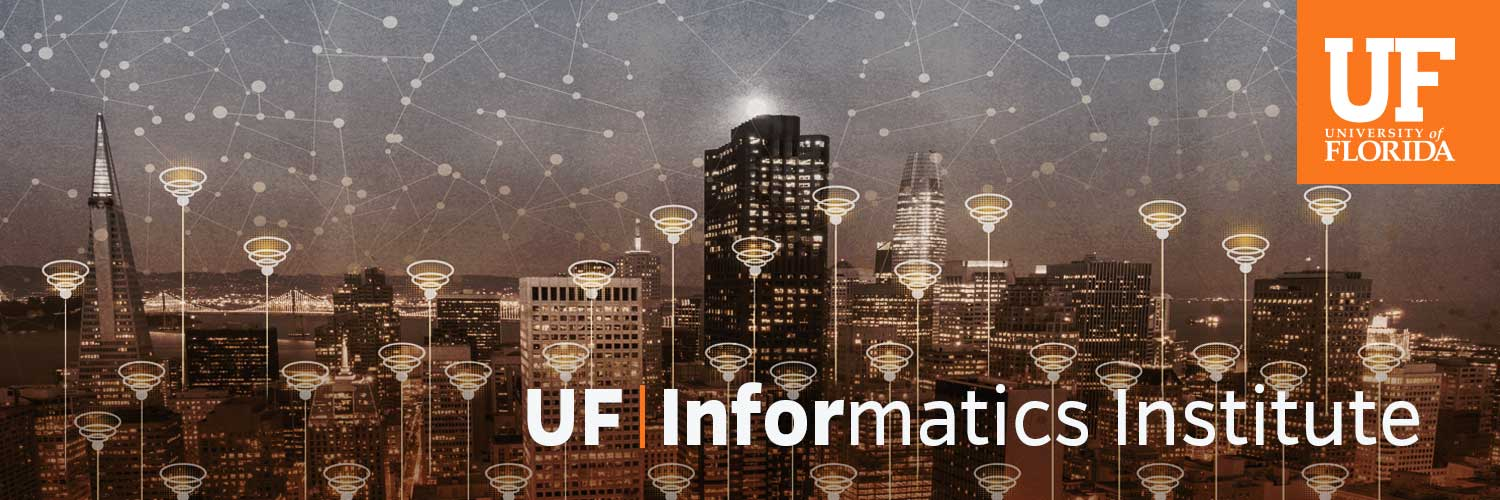 @UF's Informatics Institute aims at putting our researchers at the forefront of rapid developments in data science and its applications. 🐊🧮 #UFInformatics