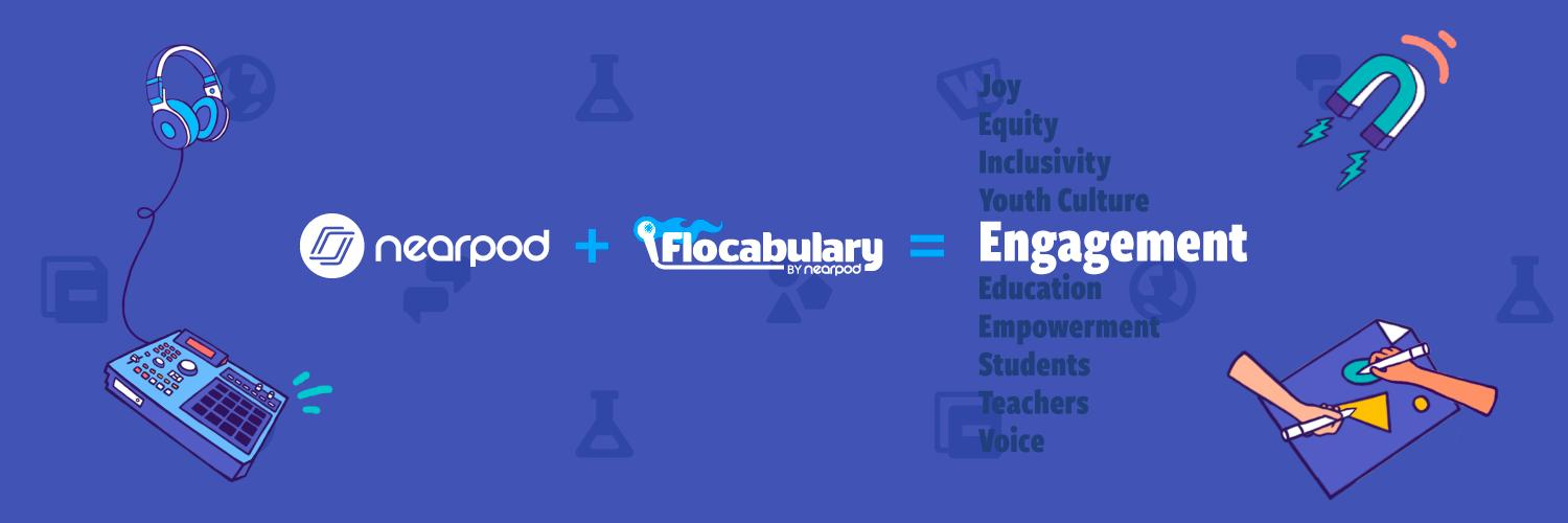 @Nearpod and @Flocabulary, We are empowering schools with ready to use interactive K-12 lessons that drive 100% student engagement!