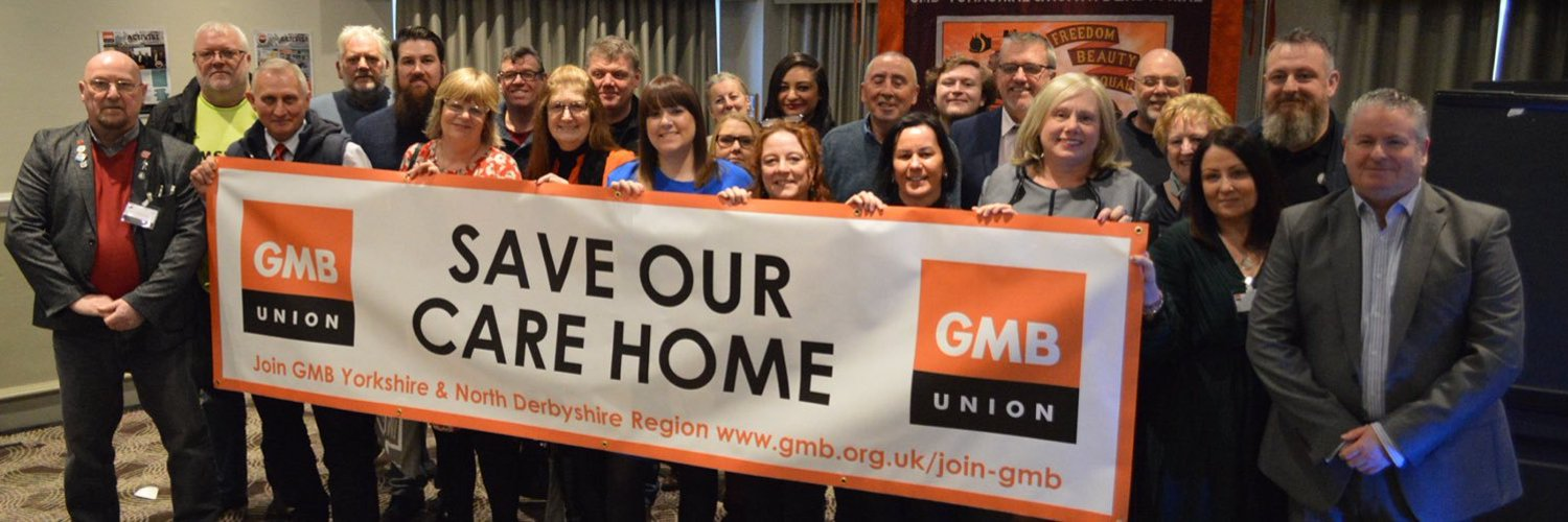 Follow the campaigns of @GMB_Union Yorkshire & North Derbyshire team #SouthSide covering Barnsley, Rotherham, Sheffield, Doncaster, Chesterfield & NE Derbyshire