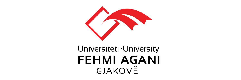 Universiteti i Gjakovës Fehmi Agani's official Twitter account