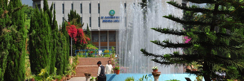 Quaid-i-Azam University's official Twitter account