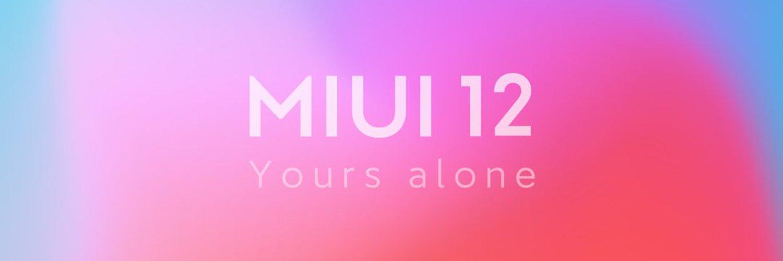 MIUI12 Logo [image by @MIUI_Indonesia]