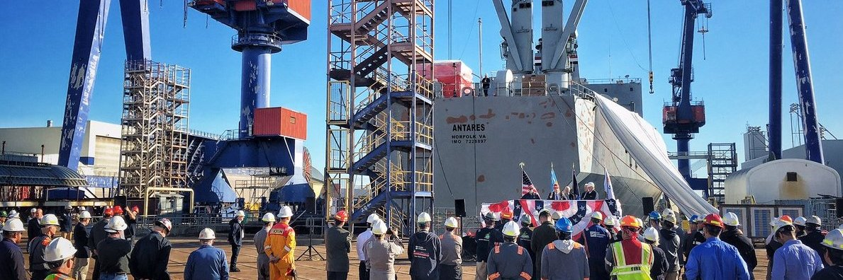'One job at a time' strategy brings ship construction to Marinette! Shipyard's contribution to America's defenses… https://t.co/dTROKbazHW
