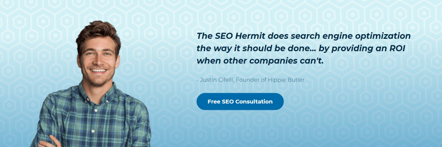 noun · a person who has withdrawn to a solitary place for a life of seclusion in order to dominate search rankings. SEO Expert & Consultant 📞 (888) 803-0843