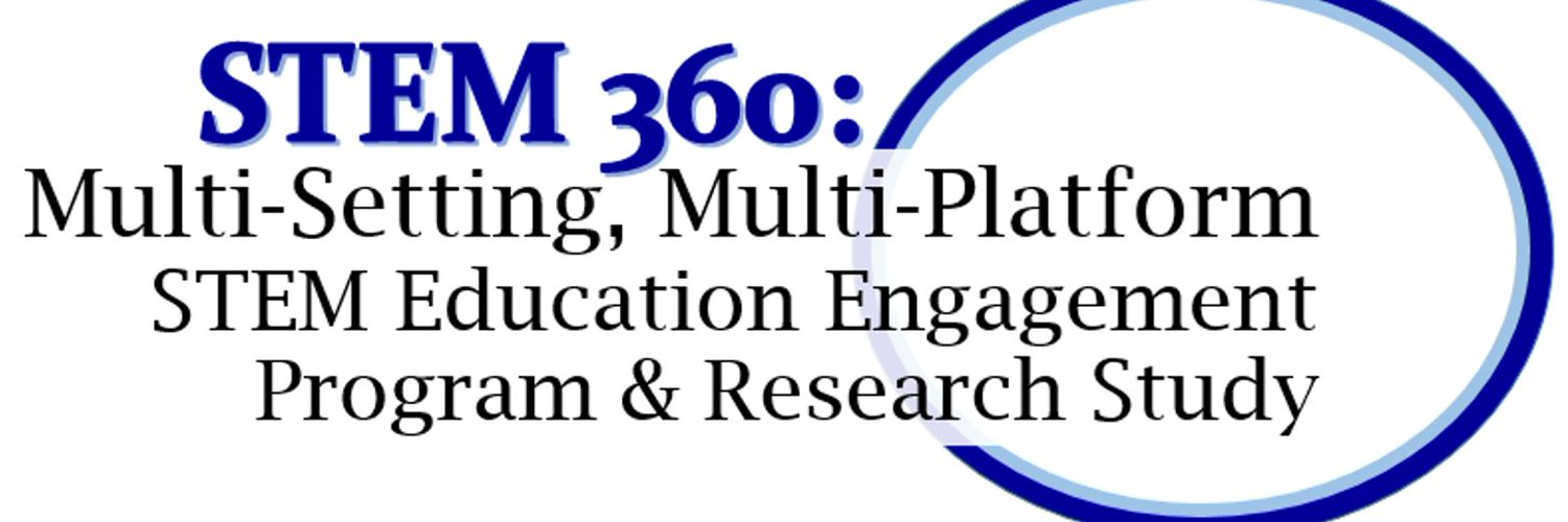The STEM 360 Project was designed as a multi-modal, ecosystem approach to enhancing STEM learning in Hampton Roads.