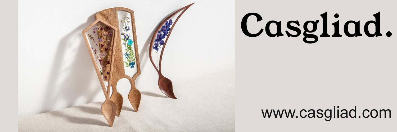 Nwyddau cyfoes i'r cartref a gwaith celf wedi'u dylunio a'u creu yng Nghymru. Contemporary Homeware & Artwork designed and made in Wales.