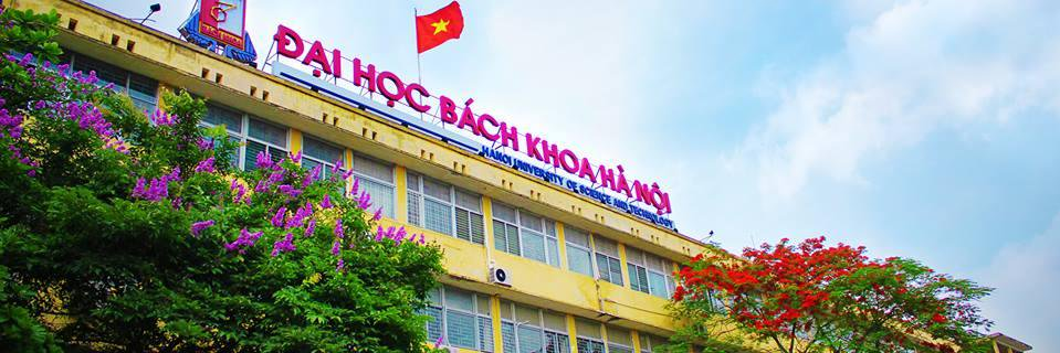 Hanoi University of Science and Technology's official Twitter account