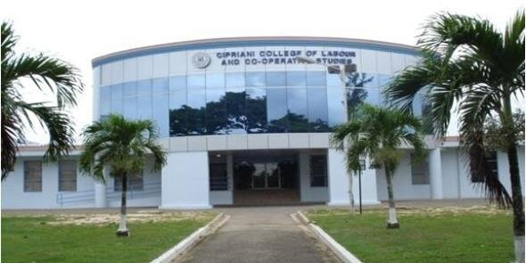 Cipriani College of Labour and Cooperative Studies's official Twitter account