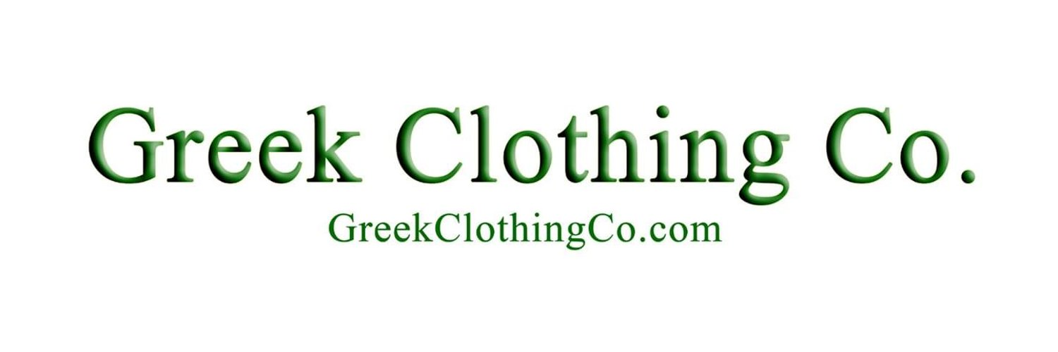 GreekClothingCo.com offers high quality custom Sorority & Fraternity clothing at a good price. We're customer focused and look forward to serving you!