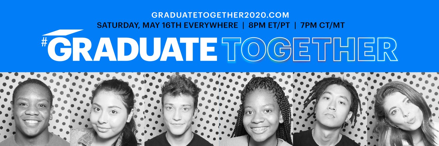 Tonight is the NIGHT!! Shout out who are you most excited to see on the show! 🌟⬇️ #GraduateTogether https://t.co/c8jUmmjggo