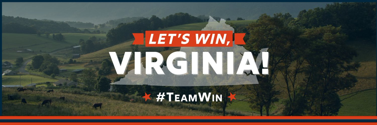 No more excuses—no more blank ballots. Let's win, Virginia! #TeamWin — @PeterBDoran, Chairman