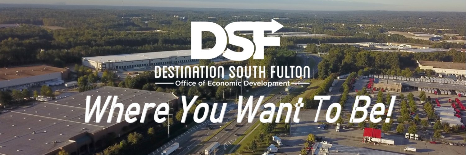 Created in 2018, Destination South Fulton serves as the flagship economic development organization for the City of South Fulton.