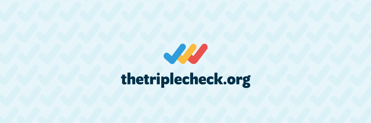 The spread of malicious information divides us. triplecheck gives people the tools to ensure factual and trustworthy information is shared.