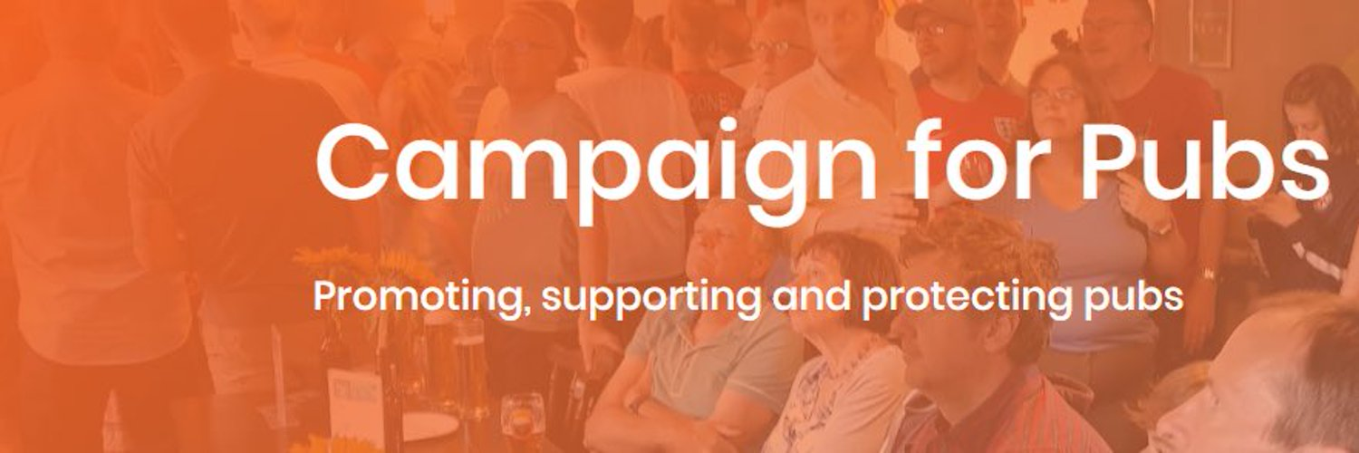 The grassroots campaign to promote-support-protect #pubs. We bring campaigners #publicans #brewers-all #pub-lovers together as the #RealVoiceforPubs JOIN today!