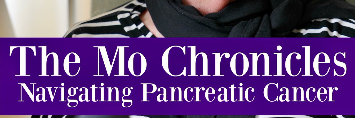 🎙Mo Kilar chronicles her #pancreaticcancer journey in a 4 part podcast series 👇🏼LISTEN NOW