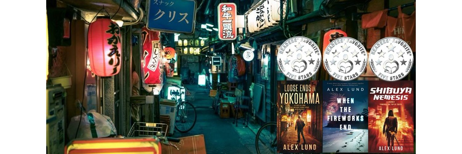#Author contemporary fiction, urban explorer, loves Shibuya, WNBphotographer, running retail&fashion consultancy in #Tokyo. Scandinavian based in JPN for 30+yrs