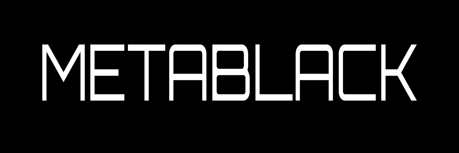 Metablack is an upcoming Dubstep music community/ collective. Join us on our Discord server here! discord.gg/FtnstFp