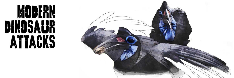 A webcomic about modern dinosaur attacks. A @PPricklepants Production.