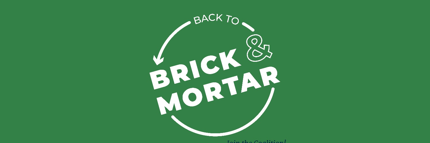 We're thrilled that there have been 300 downloads and counting of the Back to Brick & Mortar Guidebook.