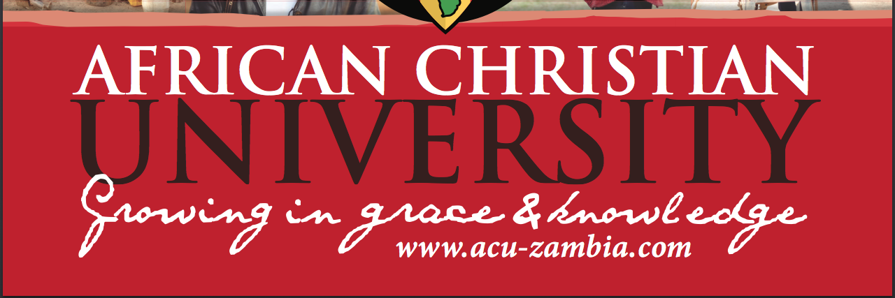 Africa Christian University's official Twitter account