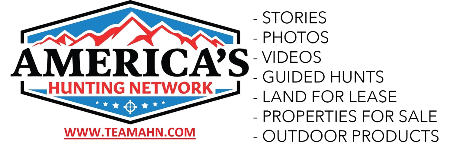 America's Hunting Network was birthed out of a need to give hunters easy access to properties for lease and sale, guided hunts, and outdoor products.