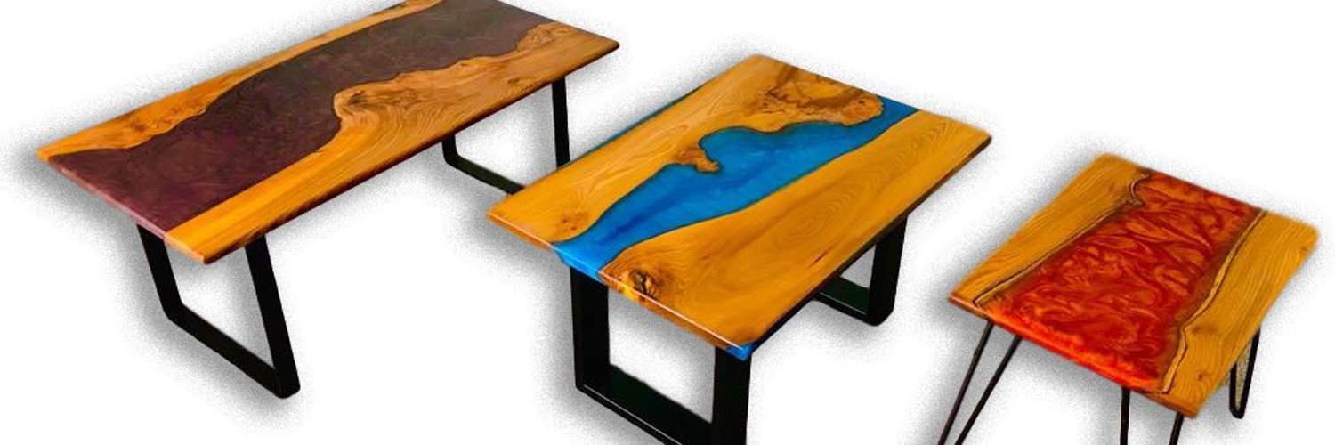 Ayrshire company specialising in high quality furniture/gifts made from finest Scottish wood/incorporating contemporary resin design. Ayrshire Chamber Member 🌟