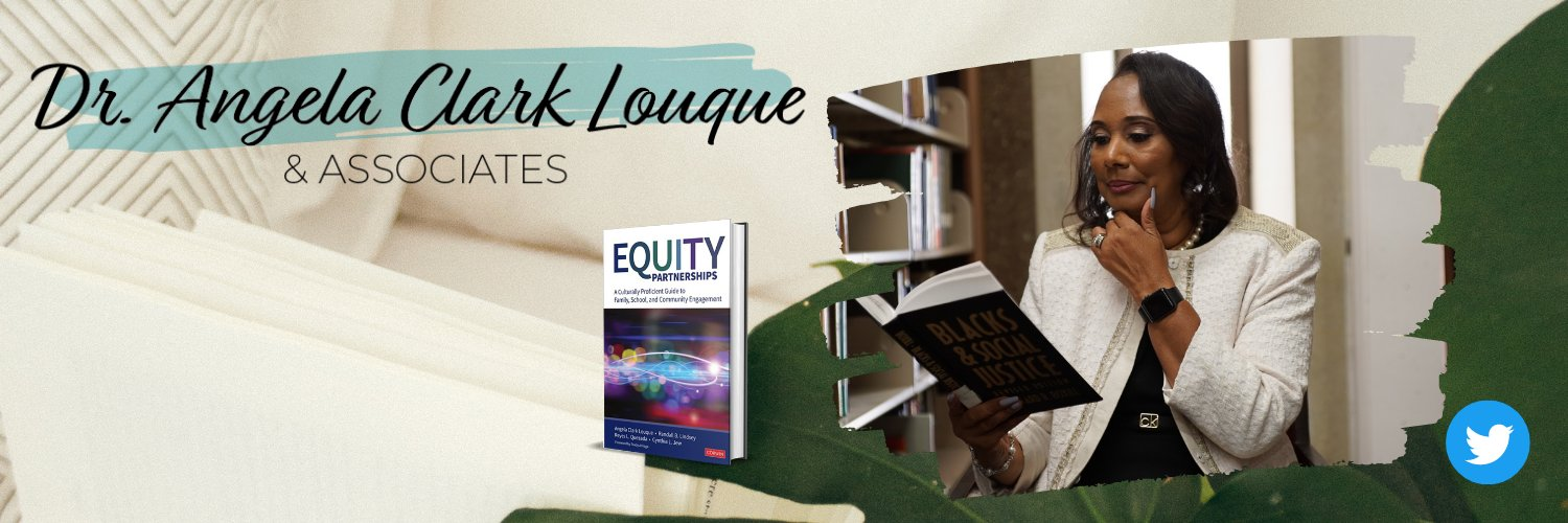 For over 30 years, Dr. Clark Louque has transformed students, educators, and faculty across the nation through cultural proficiency and equity training.
