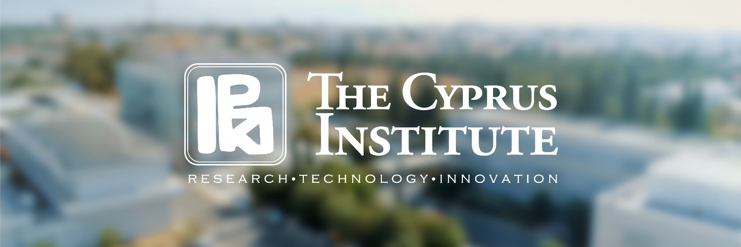 The Cyprus Institute's official Twitter account
