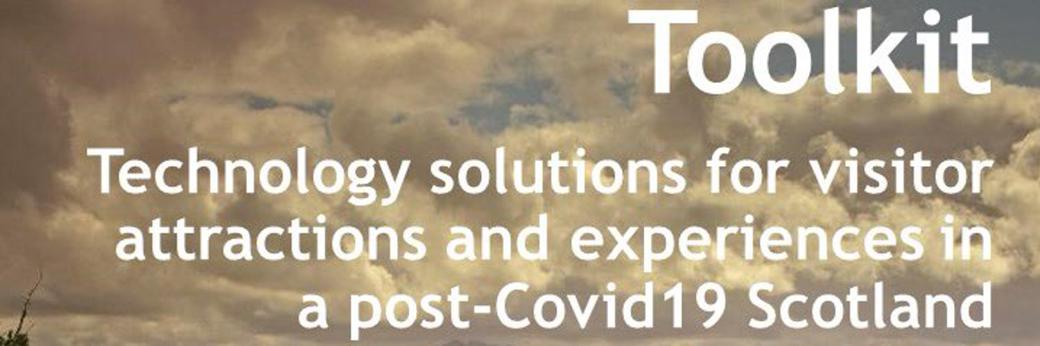 Toolkit created to help Scottish tourism businesses recover from the Covid19 crisis. Now turned into a Traveltech Directory. Tweets by Karin and Megan.