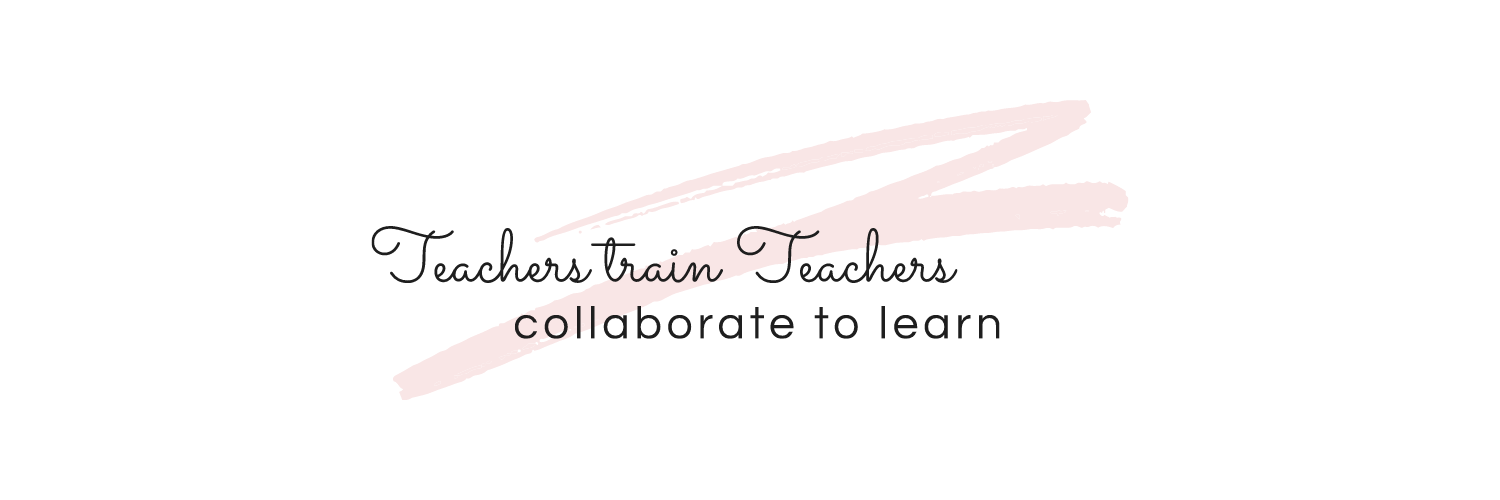 Teachers Train Teachers is an initiative started by PYP educators to support the teachers.