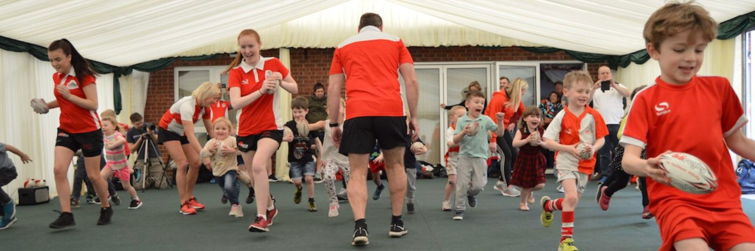 didi rugby midlands builds confidence by offering fun and activity classes for children aged between 18 months and 6 years. Free taster sessions are available.
