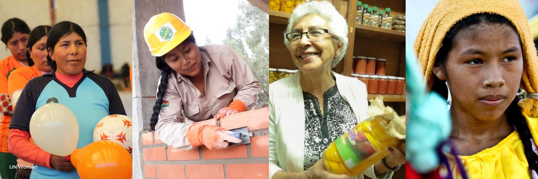 @ONUMujeres es la agencia de las Naciones Unidas para la igualdad de género y el empoderamiento de las mujeres. Tuits desde nuestra oficina en Bolivia.